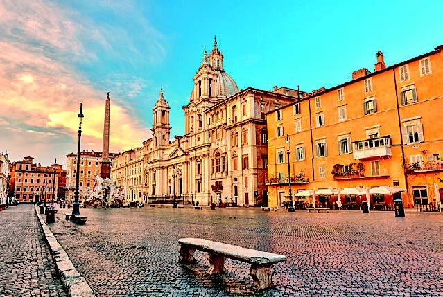 Rome, religieusement moderne