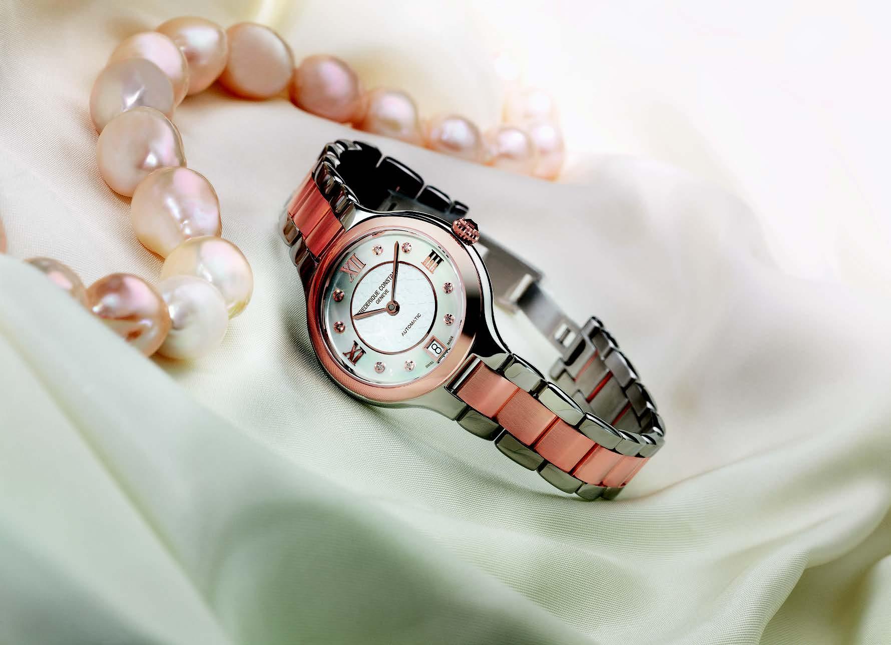 Des montres qui font du bien
