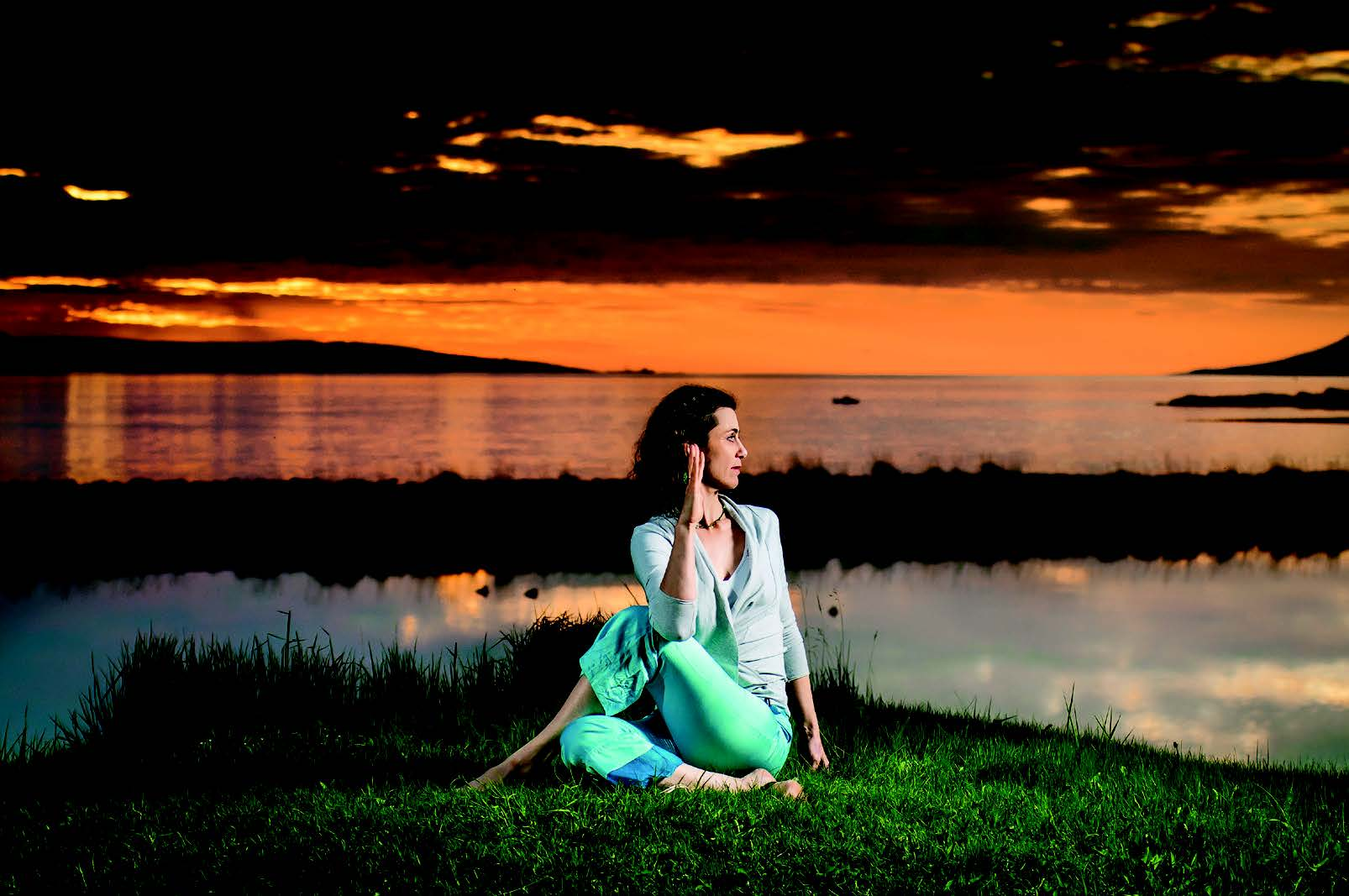 Yoga et randonnées en Islande