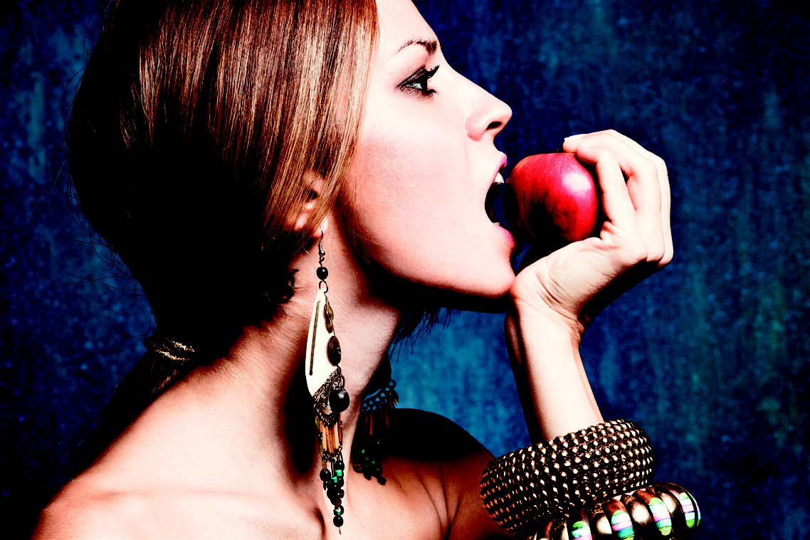 La pomme