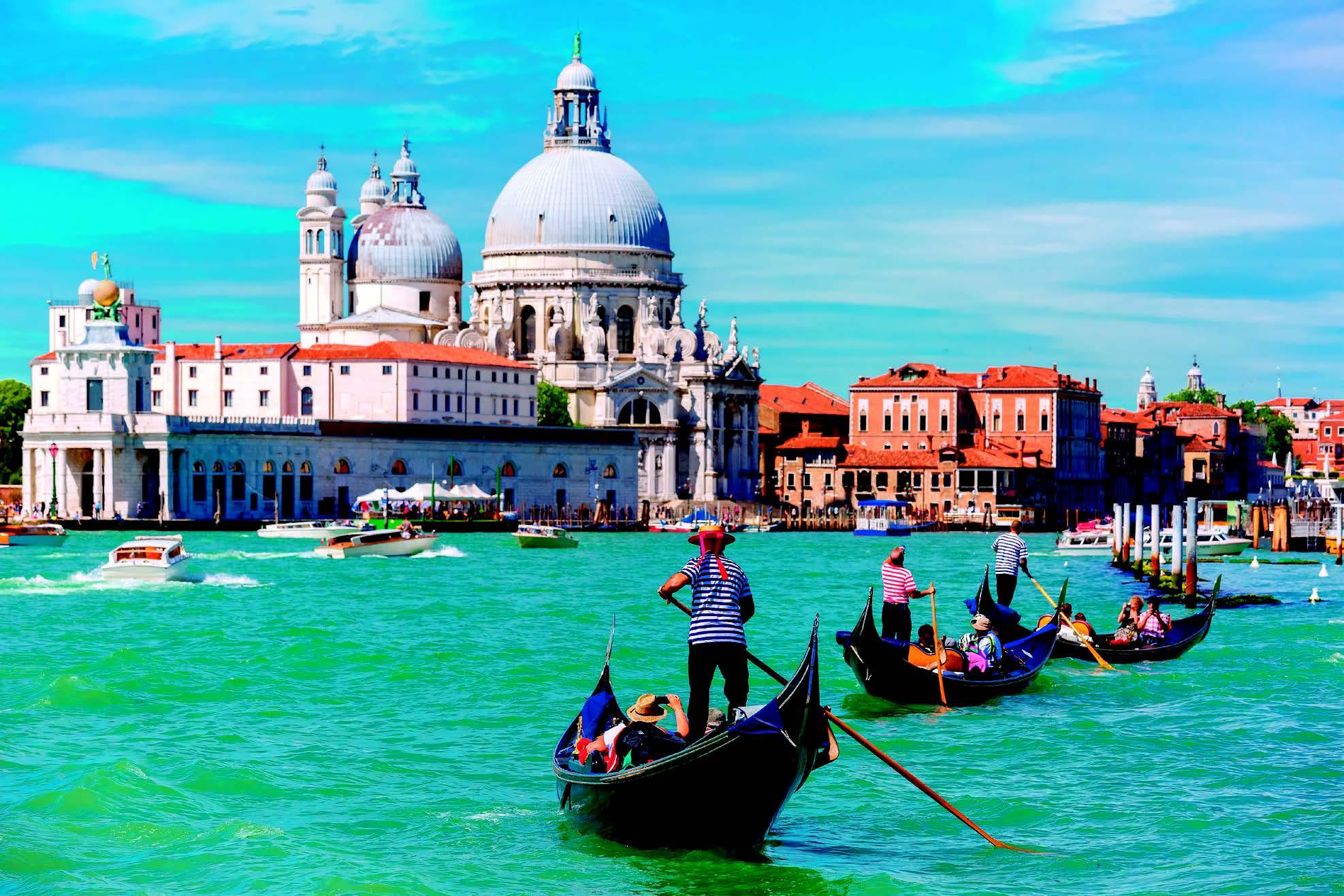 Venise et sa lagune