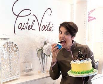 LA «DÉCO» sur le gâteau!