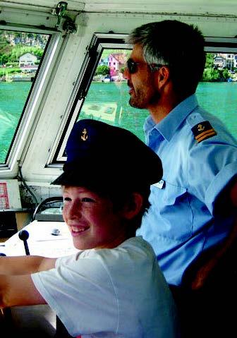 Un jour, je serai capitaine