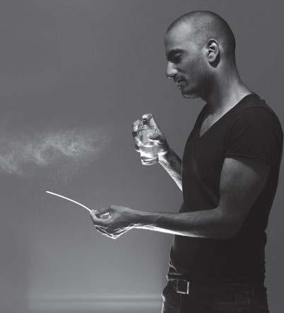 Signature olfactive…