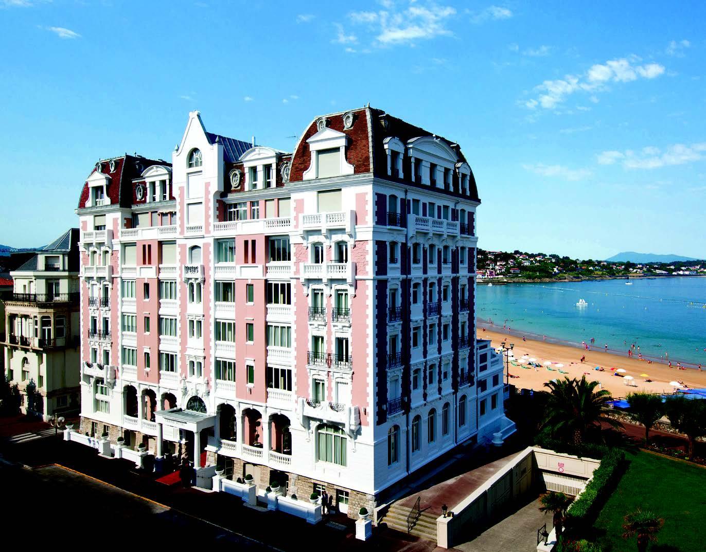 Grand Hôtel Thalasso & Spa, Destination bien-être