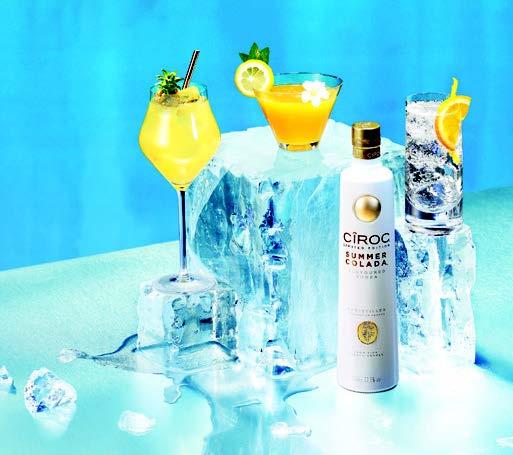 La vodka pure ou aromatisée?