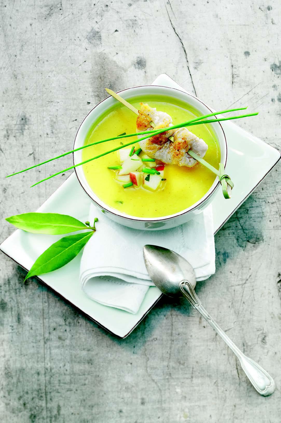 La soupe originale de la rentrée!