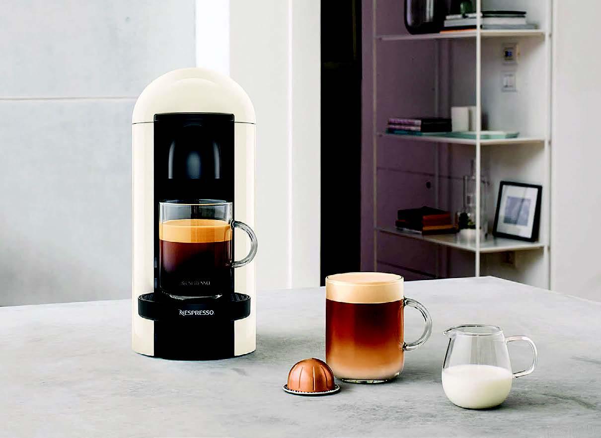 Vertuo: le café en grand