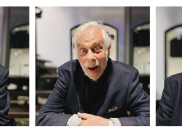 Interview recto/verso : Jean-Luc Bideau