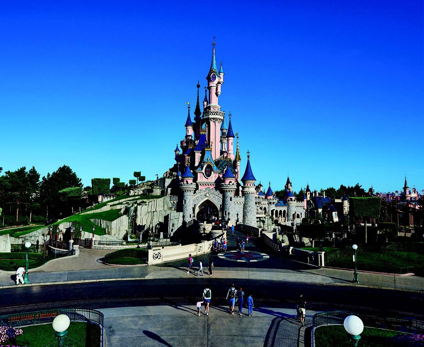 Disneyland Paris, le plaisir sur mesure!
