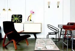 Le Salon du Design, à fond sur le vintage