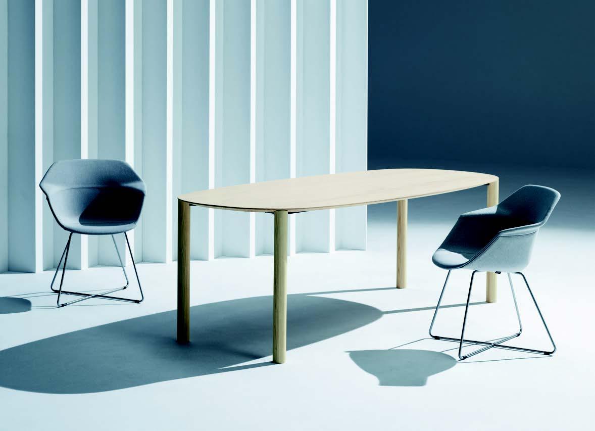 Une table pas comme les autres