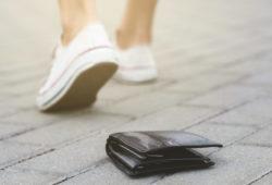 Cherche portefeuille désespérément!