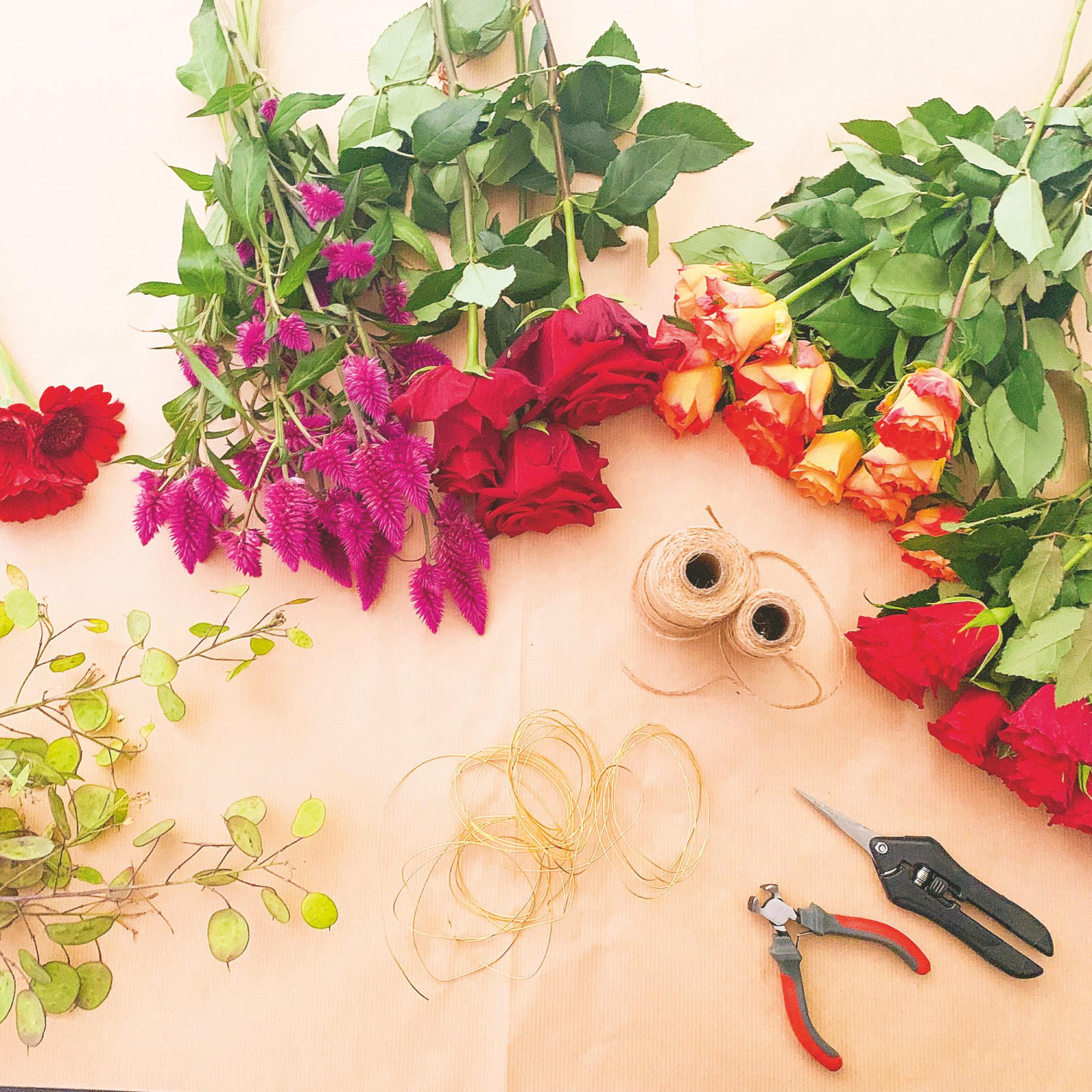 On s'envoie des fleurs