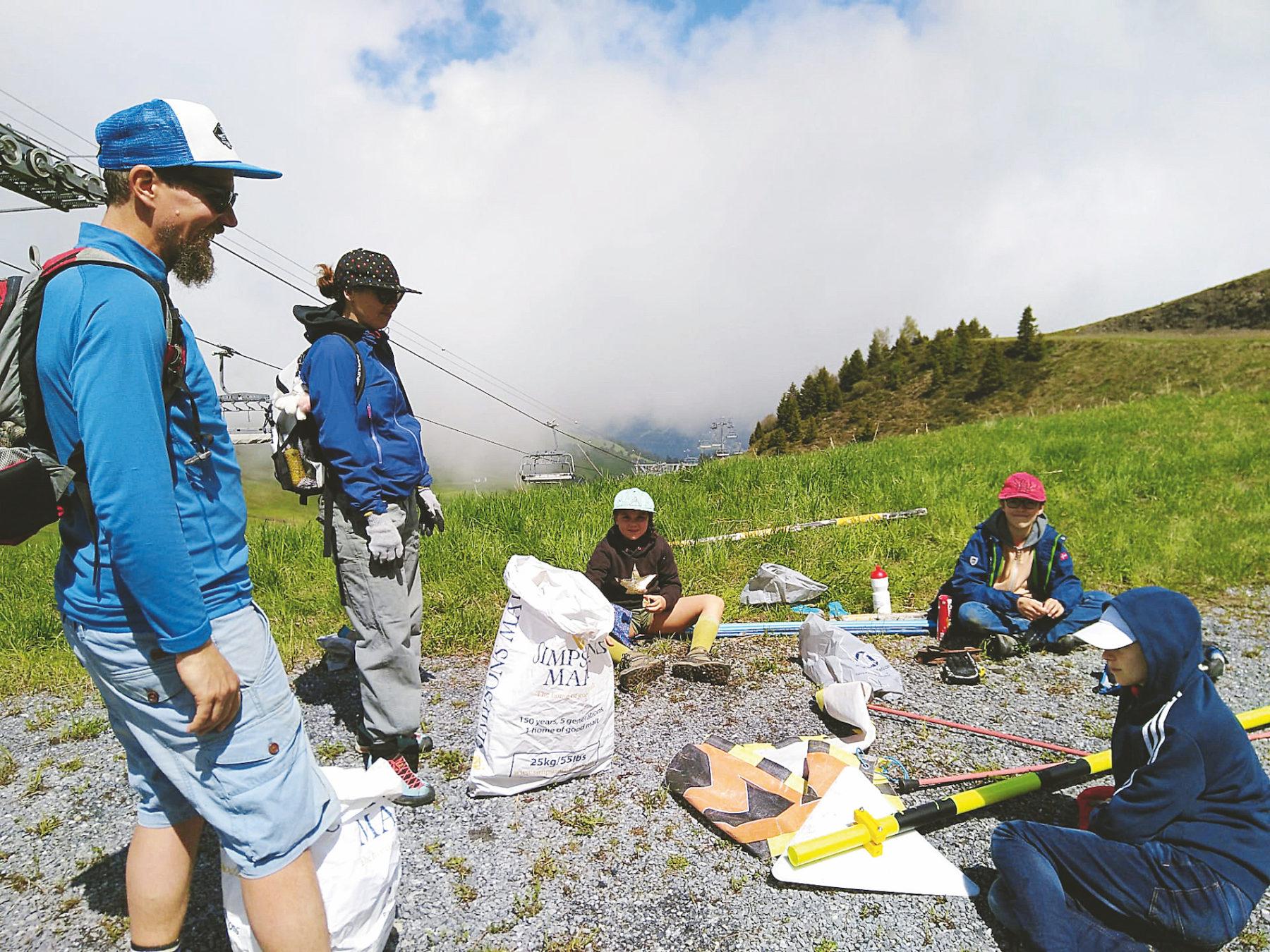 De l'art d'allier préservation des sommets et convivialité