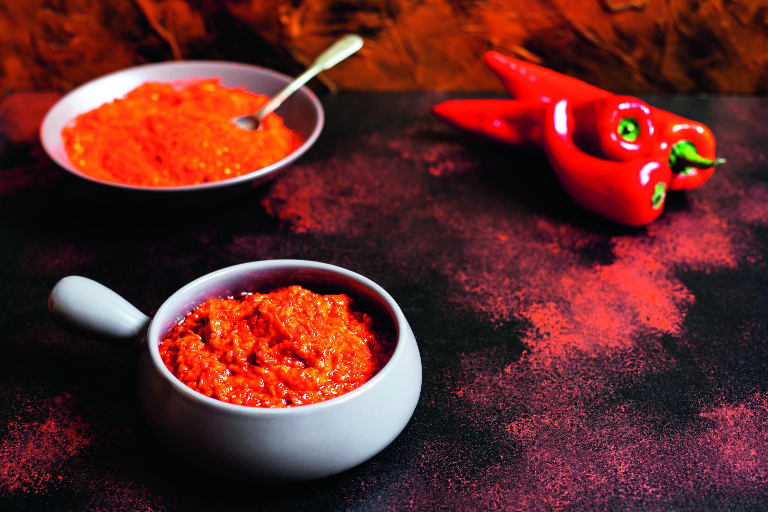 L'ajvar: le caviar rouge des balkans